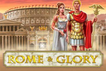 Rome & Glory - игровой автомат - Azart-Slot.ru
